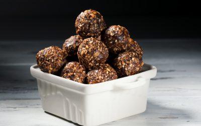 Cashew Nut Balls (Protein Balls)